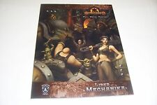 Liber Mechanika - Iron Kingdoms RPG - Excellent Shape