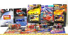12 pc Hot Wheels 1996 Pro Racing Lot Burton+Martin+Irvan+Benson+1970 Firebird+++