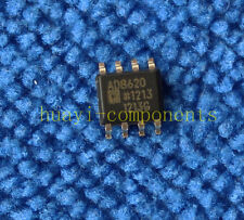 1pcs AD8620BR AD8620B AD8620 8620B SMD Operational Amplifier SOP-8