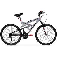 """26"""" Hyper Summit Tall Riders Men's Mountain Bike 21 Multi Speed Aluminum Frame"""