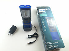 Philips LED Lampe de Travail + Station Recharge D'Atelier LPL34UVX1 RCH31