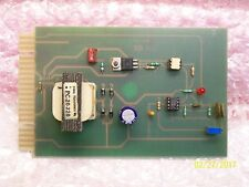 SMS CIRCUIT BOARD CARD SMS1079 , SMS 1079