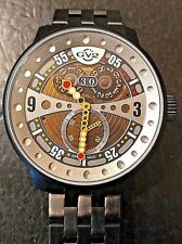 Gevril GV2 Powerball  Watch model# 4041b Limited Edition STEEL BRACELET