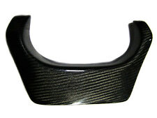 For Nissan Skyline R33 GTR Carbon Fiber Exhaust Heat Shield Only Fits OEM Bumper