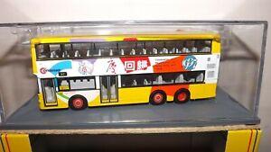 CORGI 43204 CITYBUS HONG KONG REUNIFICATION LEYLAND OLYMPIAN D/D BUS 1:76 SCALE