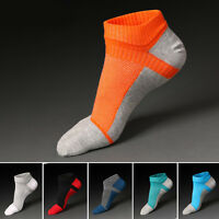1 Pair of Men's Short Socks Toe Socks Vibram 5 Five Fingers Shoes 5 Colors