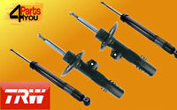 4X TRW OEM Shock Absorbers SET BMW X3 E83 dampers kit Front + REAR High Quality