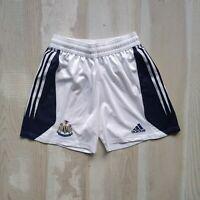 Newcastle United Third football Short 2003 2004 White Adidas 303052 Mens Size M
