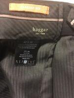 Haggar Men Dress Pant Classic Fit Size 40/30