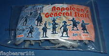 CHINTOYS cht002 NAPOLEON'S GENERAL STAFF #1. 1/32 SCALE FIGURES. 55-60mm