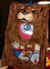 Imaginarium Pretend Play LION Dress Up with Realistic Sounds!! Costume Furry 3+