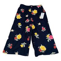 Element BNWT High Waist Wide Leg Women's Pants Size 14 RRP $79.99