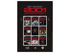 2001: A Space Odyssey Commemorative Sheetlet Mint (WJ64)