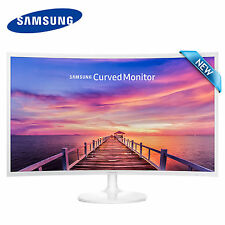 "Samsung C27F391 27"" Curved VA LED FHD 1920x1080 4ms Monitor 1800R FreeSync VESA"