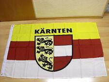Fahnen Flagge Kärnten - 95 x 135 cm