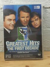 The Footy Show DVD_AFL_Greatest Hits_Eddie McGuire_Sam Newman