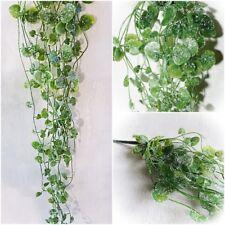 Begonie Frost 70cm- Hängepflanze Ranke Girlande künstliche Pflanze Kunstpflanzen