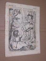 1875 INFANT'S MAGAZINE. ORIGINAL VICTORIAN CHILDREN'S PAPER. SINGLE ISSUE no.114