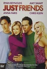 Just Friends - DVD By Ryan Reynolds,Anna Faris,Amy Smart,Chris Klein - VERY GOOD