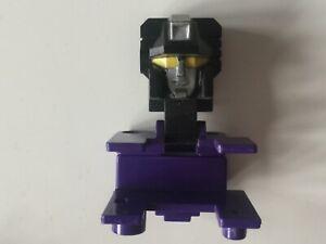 Transformers G1 Parts 1985 DEVASTATOR used head face takara