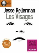 PO//42484/LES VISAGES JESSE KELLERMAN LIVRE AUDIO CD MP3 DUREE 14H06 NEUF
