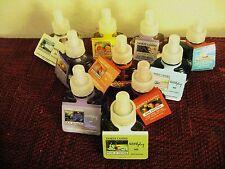 Yankee Candle Enchufe en aceite Recargas - 45 Aromas-Usted Elige-Envío Gratis Rápido