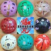 Misc - Bakugan Battle Brawlers Plastic Toys - Various