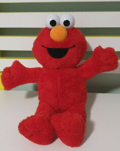 SESAME STREET ELMO CHARACTER TOY PLUSH TOY! KIDS TOY ABOUT 30CM SOFT TOY! MUPPET
