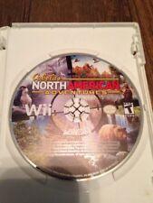 Wii Game Nintendo Cabela's North American Adventures