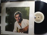 Rock Lp David Soul Playing To An Audience Of One On Private Stock
