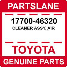 17700-46320 Toyota OEM Genuine CLEANER ASSY, AIR
