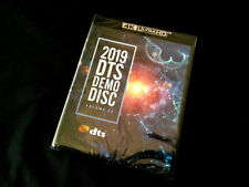 New 2019 DTS Demo Disc Vol#23 4KUltra HD UHD Blu Ray Disc Authentic Genuine~Rare
