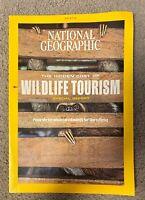 "National Geographic Magazine 06.2019 ""Special Report: Wildlife Tourism"""
