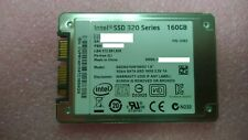 "Intel SSDSA1NW160G3 160GB 1.8"" Solid State Drive"