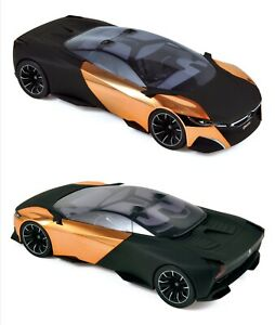 1/18 Norev Concept Car Peugeot Onyx Salon De Paris 2012 Neuf Livraison Domicile