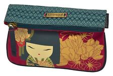 Kimmidoll MISAYO SERENITY Japanese Wallet Purse Clutch Zip Coin Bag OFFICIAL