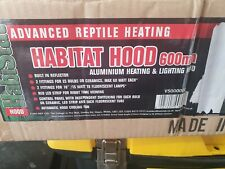 Habistat Reptile Leopard Gecko Bearded Dragon Terrarium lighting vivarium hood