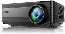 YABER Projector 6500 Lumen 1080P Native LED Projector Full HD Support 4K 1920 x