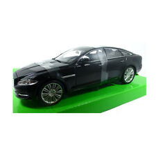 Jaguar XF Silber Limousine Ab 2008 1//24 Welly Modell Auto mit oder ohne individi