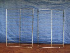 New listing 2 Frigidaire Kenmore 790.93003312 Stove Range Metal Wire Oven Racks 316067902
