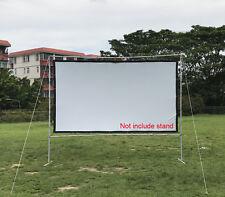 """New Arrival 136"""" PVC HD Projector Screen16:9 Diagonal Portable Screen"""