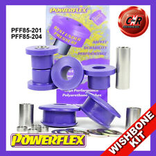 VW Golf MK3 2WD (92-98) Powerflex Front Wishbone Bushes PFF85-201/PFF85-204