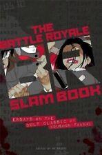 Battle Royale Slam Book ' Haikasoru, Various Manga in english