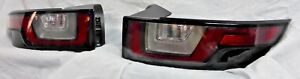 Land Rover Brand OEM Range Rover Evoque 2016+ LED Smoked Taillight Pair Upgrade