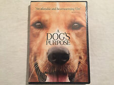 A Dog's Purpose (DVD, 2017) BRAND NEW - FREE SHIPPING TO THE US!!!