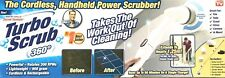 Turbo Scrub 360° Elektrische Reinigungsbürste - Das Original aus TV - B-Ware