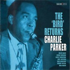 Charlie Parker - The Bird Returns | Remastered SAVOY JAZZ CLASSIC MASTERS