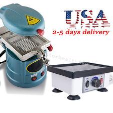 Dental Lab Vacuum Forming Molding Machine Heavy-duty W Vibrator Model Oscillator