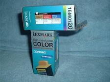 LEXMARK High Resolution Color Print Cartridge Compaq Samsung 15M0120 New Sealed