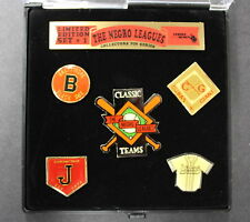 The Negro League Limited Edition Pin Set #1 *B68